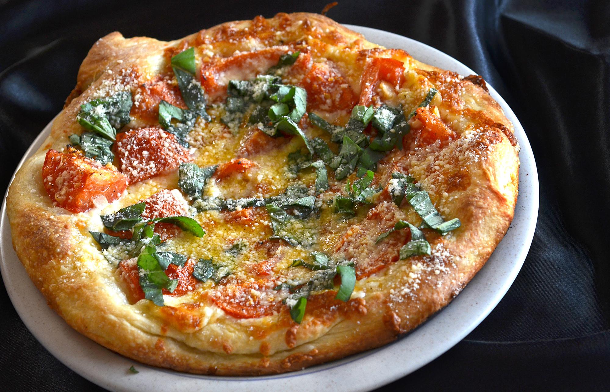 Michael McCollum6/24/13Margherita Pizza