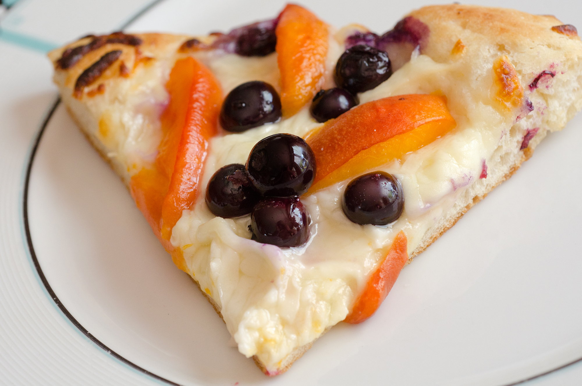 Michael McCollum5/5/15Apricot Blue Berry Pizza.
